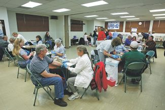 Blood screenings are just one of the tests available at the upcoming 9Health Fairs on April 26 in Granby at the Granby Elementary School and May 17 in Kremmling at the West Grand Elementary School.