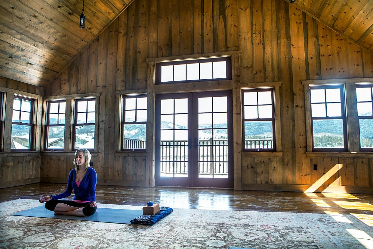 Image result for yoga studio on ranch