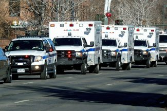 Business as usual: EMS expects few changes with Grand Lake Fire expansion