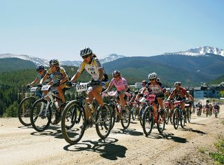 The first Epic Singletrack mountain bike race of the season takes place on Saturday, June 14, with the Excel Roofing Hill Climb starting at 10 a.m.
