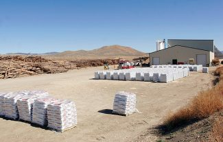 The Confluence Energy pellet plant in Kremmling as seen in this October 2008 file photo.  Byron Hetzler/Sky-Hi News file photo