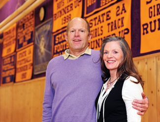 Chris and Cheryl Brown, Kremmling Citizens of the Year