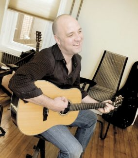Courtesy PhotoTodd Thibaud performs on  Friday, July 13 at Cooper Creek Square's Music on the Mall