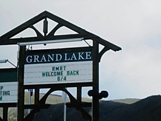 The town of Grand Lake's theatre season officially begins with the arrival of the Rocky Mountain Repertory Theatre troupe.