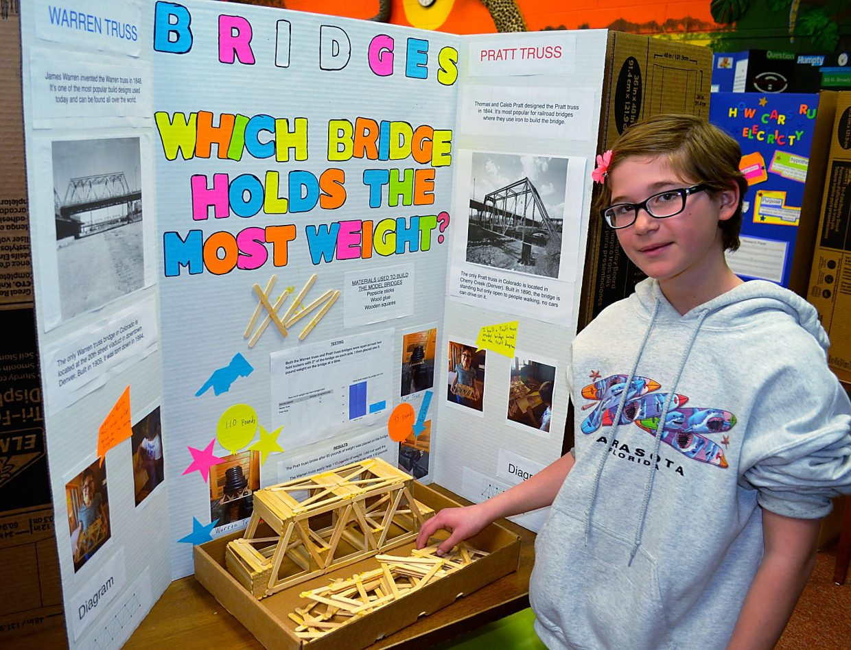 engineering science fair projects