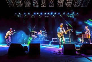 Big Head Todd and the Monsters will play a free concert on Saturday, April 19, at Winter Park Resort's Springtopia.