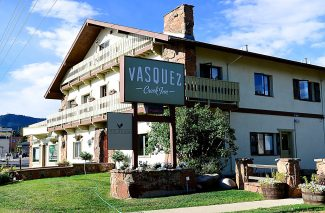 The Vasquez Creek Inn, formerly Gasthaus Eichler, has opened in downtown Winter Park.