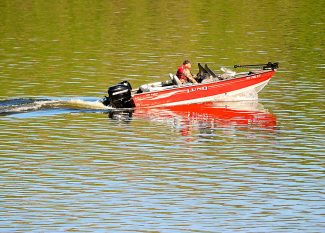Boating season is in full swing on area lakes and reservoirs.