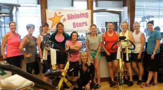 Spin-a-thon at Mountain Life Fitness on June 11.