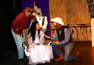 """The Grand Arts Council is presenting """"The Treasure of Shiver River"""" Friday through Sunday, May 23-25 at the Grand Lake Community House."""