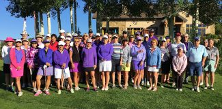 """July 7 the Pole Creek Ladies golf league hosted their 3rd annual """"Rally for Rural Health"""" tournament."""