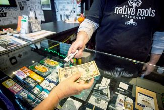 Many visitors of Colorado are attracted by the novelty of legal marijuana, however both state and Aspen tourism officials have no plans to market the state for its pot.