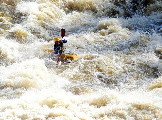 The Gore Canyon Whitewater Race will take place on the Upper Colorado River.
