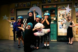 Registration for this summer's Rocky Mountain Repertory Youth Theatre Workshop Program begins on Feb. 5.