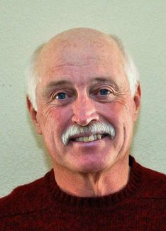 John Ridell writes a business column and a fun, Zoomer-Boomer outdoor column for the Sky-Hi News.