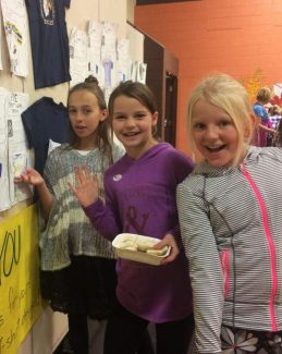 On Tuesday, November 8 Fraser Valley Elementary had a special Election Day with the student council leading an election where all students voted on their favorite FVE spirit wear T-shirt design. Students showed school pride while learning about the process and the importance of voting.