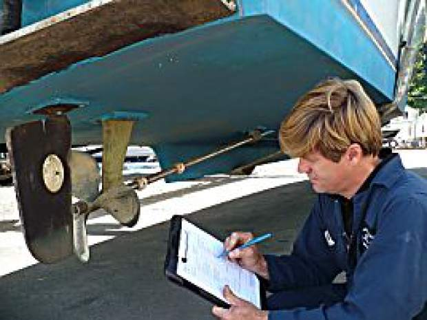 Boat inspections keep local waters free of invasive mussels