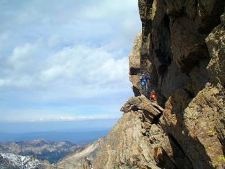The art of the climb: Tackling Longs Peak