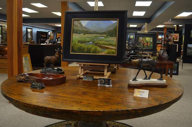 grand entertainment center studio 8369 offers upscale artistic charm in downtown grand lake