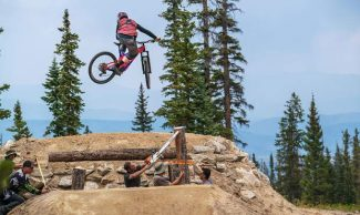 New trail, 36th Chamber, opens at Trestle Bike Park (with video)