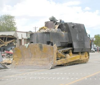 An intro: Marvin Heemeyer and his bulldozer that destroyed Granby