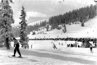 A golden beacon: The life and death of the Berthoud Pass ski area