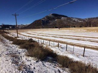 What are they? CDOT snow traps help keep highways free of snow