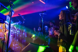 GALLERY: Popular jam band attracts sold-out concert at Ullr's