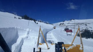 Photos: Trail Ridge Road saw 10- to 20-foot snow drifts this winter