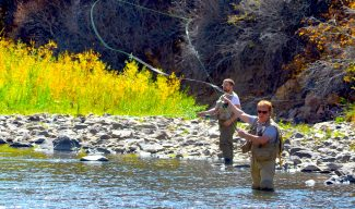 Grand County boasts sections of certified Gold Medal waters