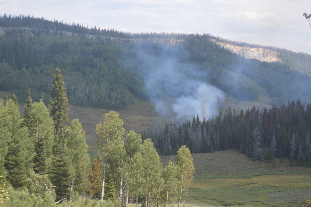 Fire Crews Contain More Of Silver Creek Fire As Weather Causes