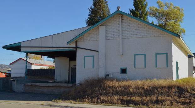 The Old Meadow Gold Dairy Distribution Facility In Granby Will Be Demolished Near Future To Make Room For A New Three Story 12 Unit Apartment