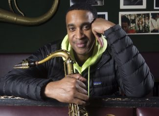 Famed jazz saxophonist Javon Jackson offers free concert at Middle Park High School Thursday afternoon