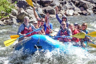 In the spotlight | 2018 Best rafting company: MAD Adventures