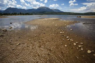 Most of Colorado is now drought-free after a few weeks of heavy snowfall