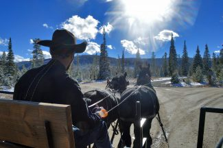 Sleigh riding a lasting tradition in Grand County