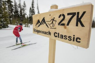 PHOTOS: Hundreds strap in for the 6th Annual Stagecoach Classic