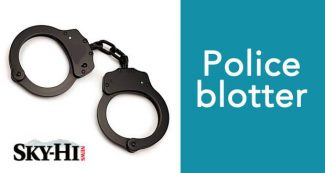 Grand County police blotter, April 18-21: Blood in the bathroom