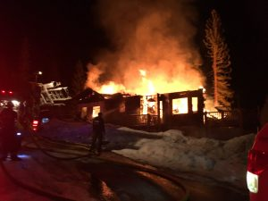Grand Lake home explosion overnight kills 1, another in serious condition