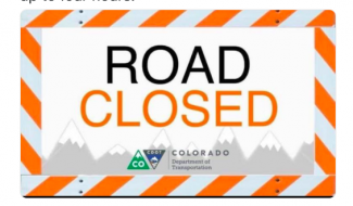 UPDATE: Berthoud Pass reopens following Tuesday avalanche mitigation
