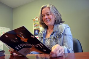 New library director wants to focus on bringing people, branches together