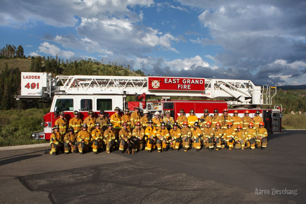 East Grand Fire celebrates 50 years serving county