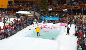 A wake for winter: Spring Splash celebrates ski season