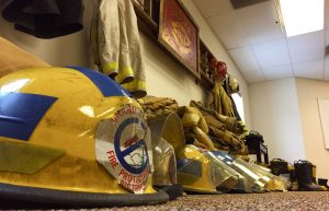 Grand Lake Fire offers historic bunker gear to public in fundraising effort