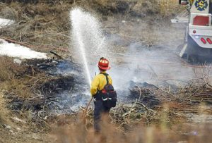 Summit County records first wildfire of 2019 with small wildland fire in Silverthorne