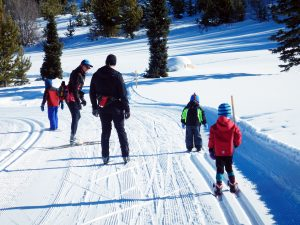 Rau: Wrapping up Nordic ski season