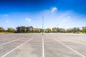 Fitness: Try out a field or parking lot circuit