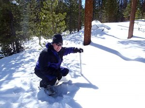 'Way better than last year': Crucial April 1 snowpack report predicts high-water summer in Grand County