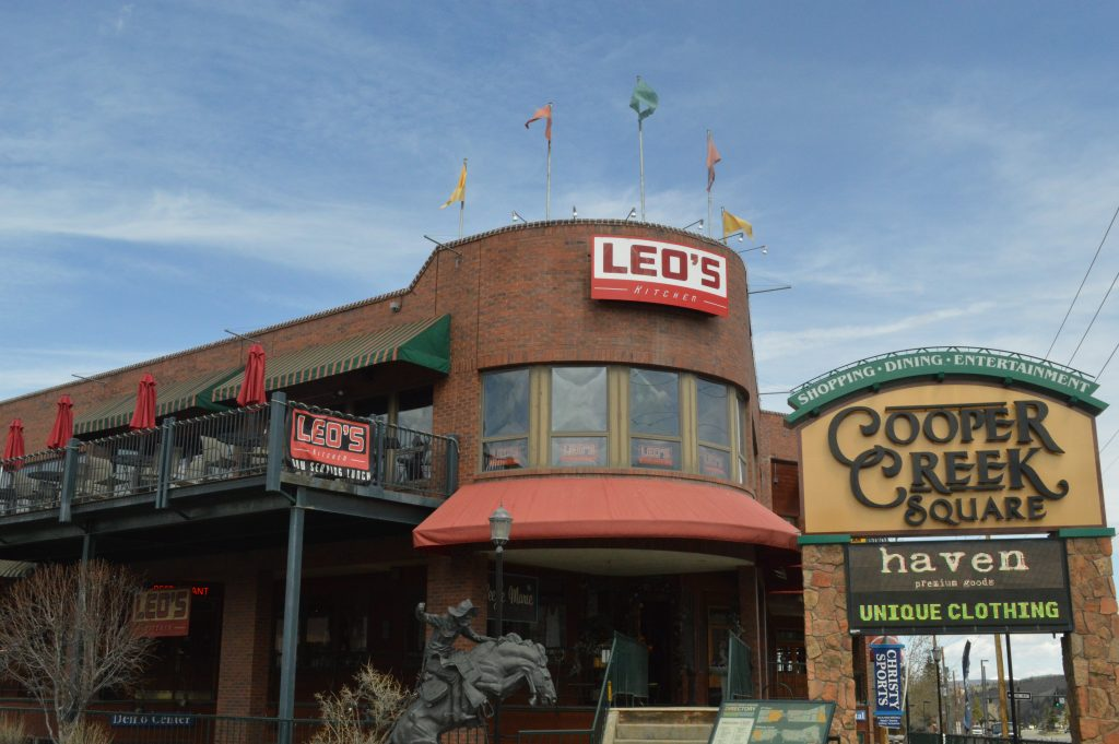 Cooper Creek icon Leo's Kitchen closes