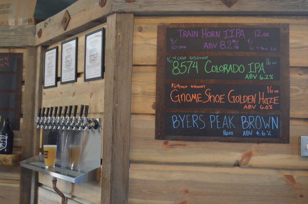 Fraser River Beer Co. now open daily, offering selection of ales